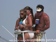 SpringBreakLife Video: July 4th Boat Party