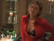 Blonde Milf Cofi Decides To Met