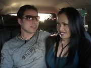 The Handsome Dude Tries To Seduce This Sex Appeal Asian Girl Mya Luanna To Have Some Fun Together! They Talk For A While And Then Pal Starts Caressing Feet Of The Hottie.
