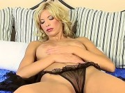 Very Attractive Blonde Girl With Gorgeous Body And Natural Big Tits Marcy Is Being Watched By Her Perverted Teen Neighbor And Being Filmed By Him. Enjoy The Hot Masturbation Video.