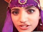 Naugthy Arab Belly Dancing Slut Loves