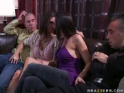 Two Married Couples Fuck Together