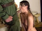 Agata Needs To Satisfy Masters Horny Demands With Delightful Blowjob Or Faced Some Sexy Punishments