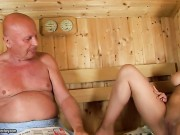 Brunette Gets The Hole Between Her Legs Pounded By Horny Man  : Pornalized.com Sex Movie
