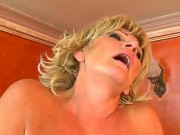 PornAlized.com Erotic Tube : Blonde Sally G. Spends Her Sexual Energy With Hard Cocked Dude