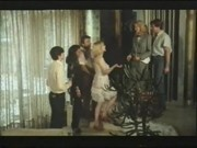 Classical Porn Film With Hot Hairy Pussies