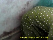 Smart Southindian Aunty's BIGBOOBS Expose While Bathing