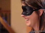 Kinky Games Help These Swingers Couples To Know Each Other