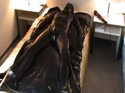 Rubberboy Vacuumized And Edged Over A Lengthy Time In Hannover